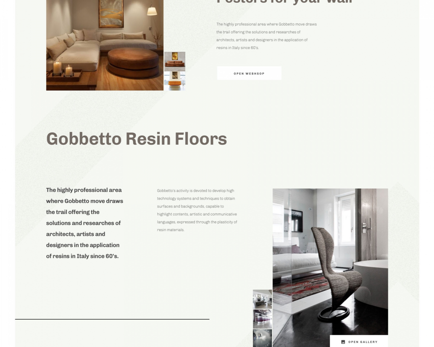 Gobbetto Art Design
